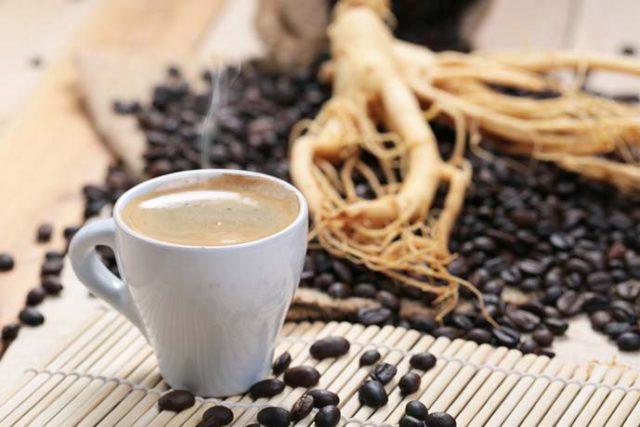ricetta caffè al ginseng