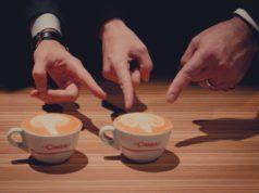 Nello stand Gruppo Cimbali a Gulfood la sfida per il miglior cappuccino