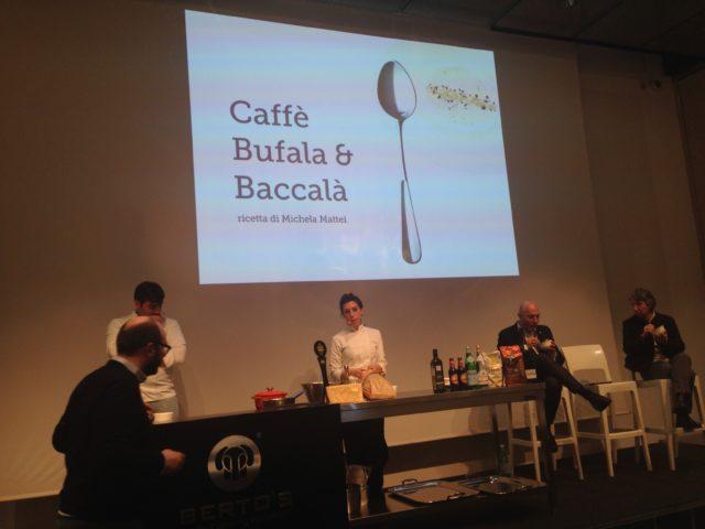Caffè baccalà e bufala