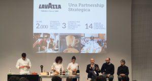 La conferenza-dimostrazione di Lavazza con l'Università di Scienze gastronomiche di Pollenzo a Identità golose