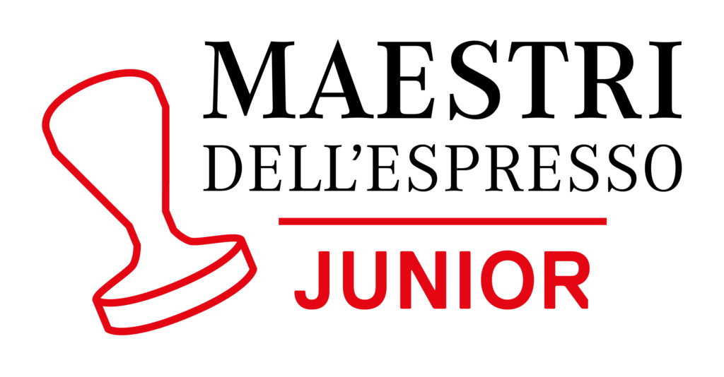 Il logo di maestri dell'espresso junior
