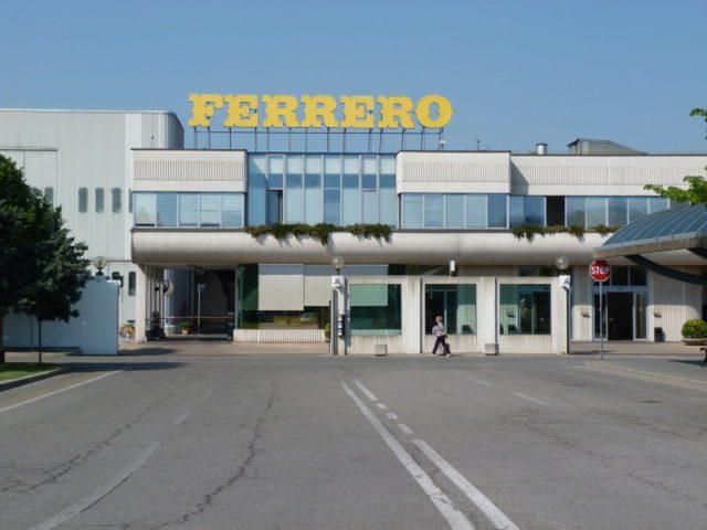 Ferrero Kellogg Lo stabilimento Ferrero di Alba