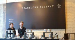 Starbucks Reserve London Londra comunicaffè