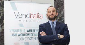Il Presidente di Venditalia Ernesto Piloni