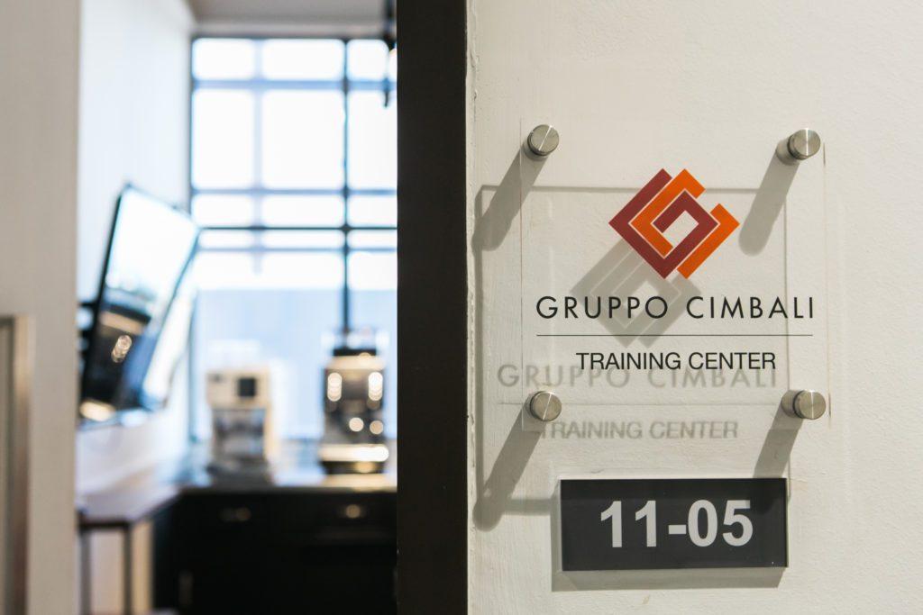La sede dell'ufficio di rappresentanza Gruppo Cimbali a Singapore