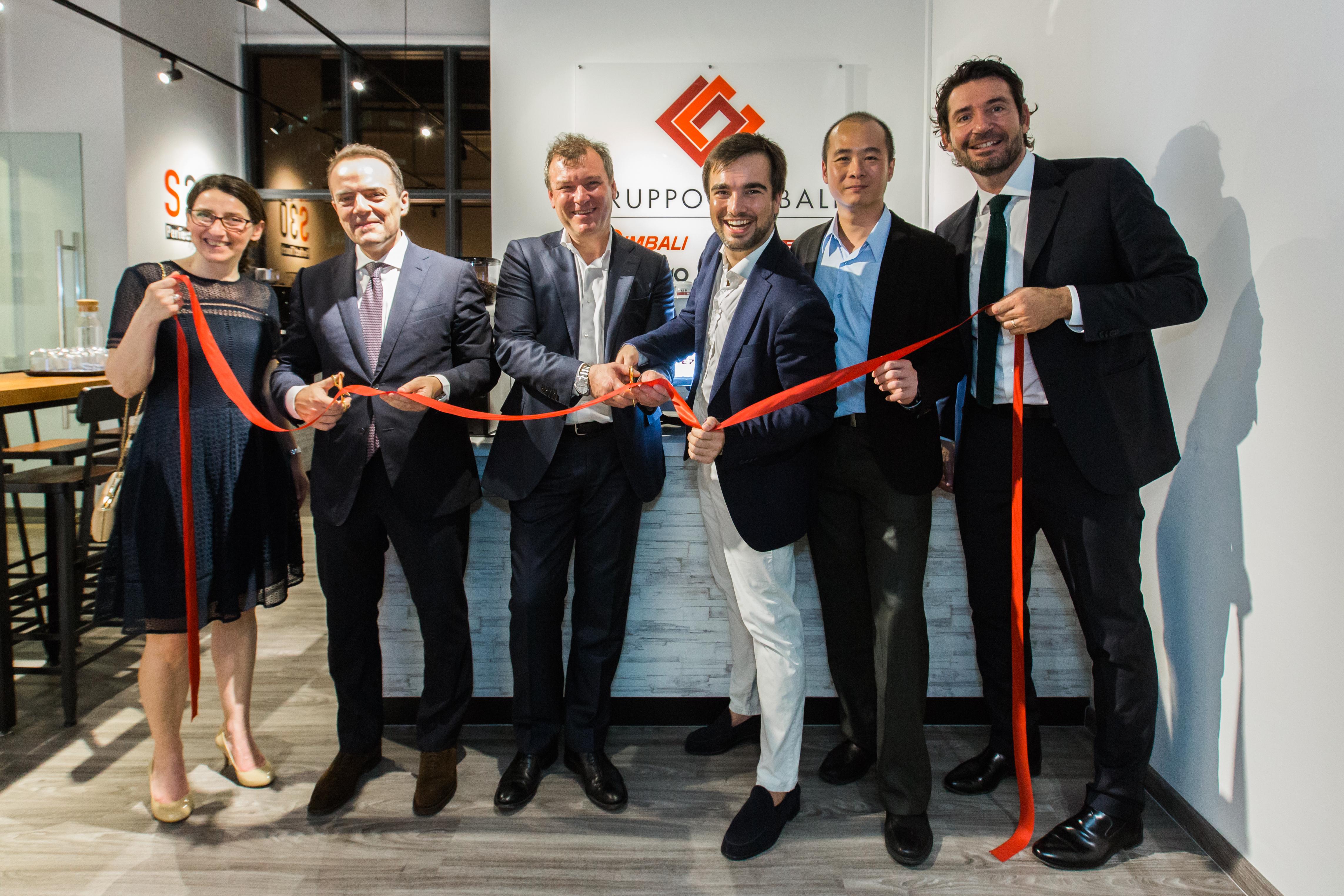 Ufficio Di Rappresentanza In Italia Dipendenti : Gruppo cimbali: inaugurato a singapore nuovo ufficio di rappresentanza