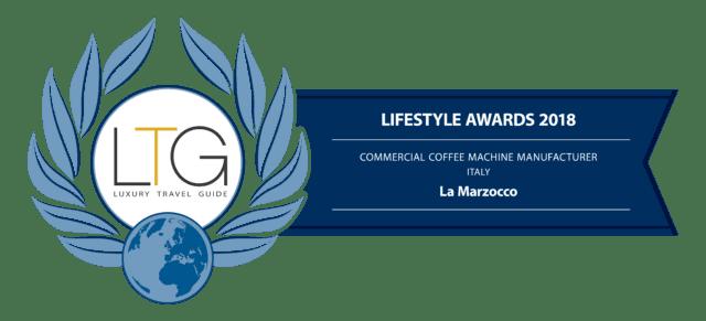 La Marzocco Luxury travel awards