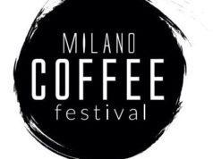 Il logo del Milano Coffee Festival 2018
