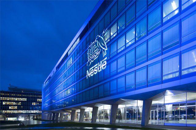 Messico Nestlé Il quartier generale Nestlé a Vevey