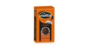 Il nuovo packaging di Caffè Motta