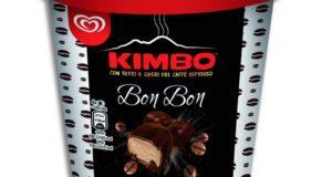 Caffè Kimbo per gelato Bon Bon Algida
