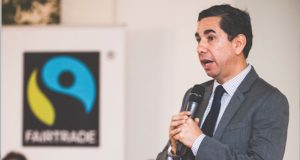 Dario Soto Abril, amministratore delegato di Fairtrade International dalla sede centrale di Bonn