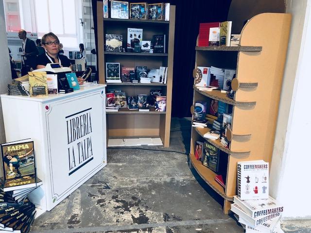 MIlano coffee festival: la libreria