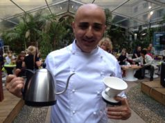 Gianni Cocco a Coffee & the city