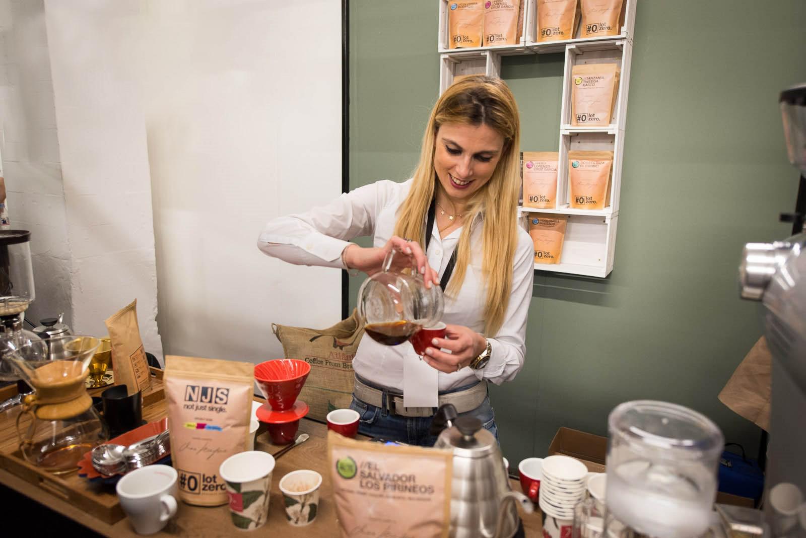 Apre il secondo Coffee Studio 7Gr e la nuova scuola per baristi a Londra