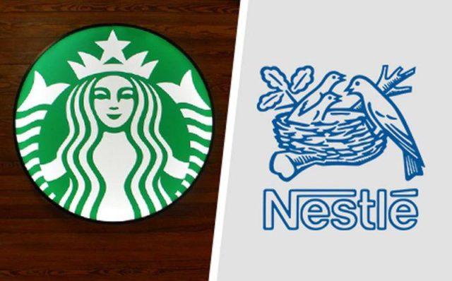 Per lo storico accordo con Starbucks, Nestlé