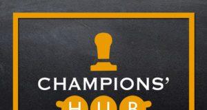 Il logo di champions'hub