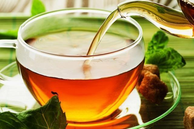 piantagione tè