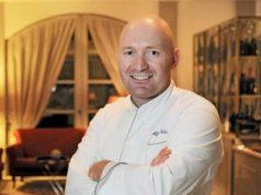 Alfio Ghezzi, lo chef di Locanda Margon, ristorante stellato di Casa Ferrari illy