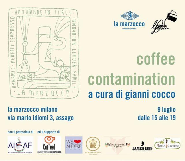 coffee contamination