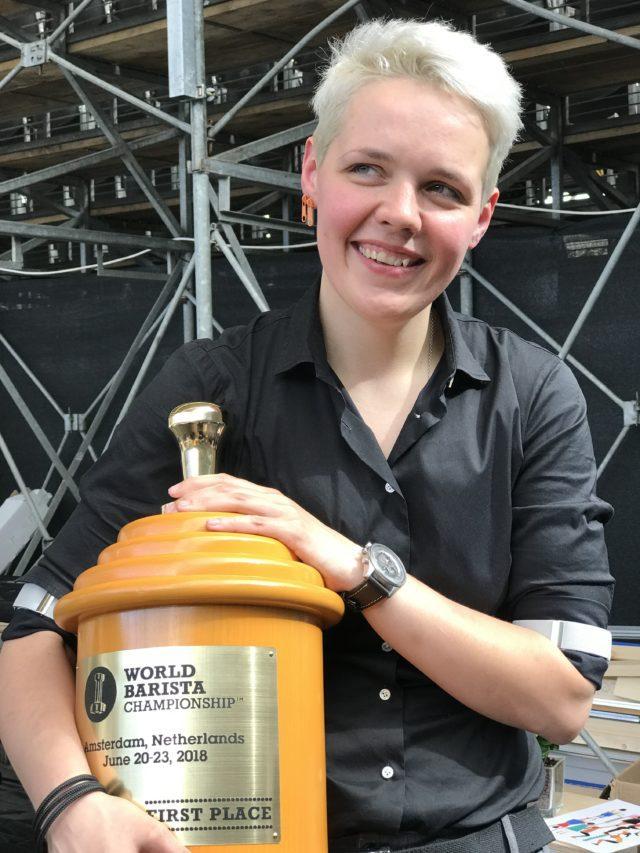 La vincitrice del mondiale 2018 è una donna: la polacca Agnieszka Rojewska