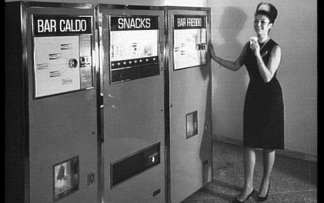 caffè distributori automatici