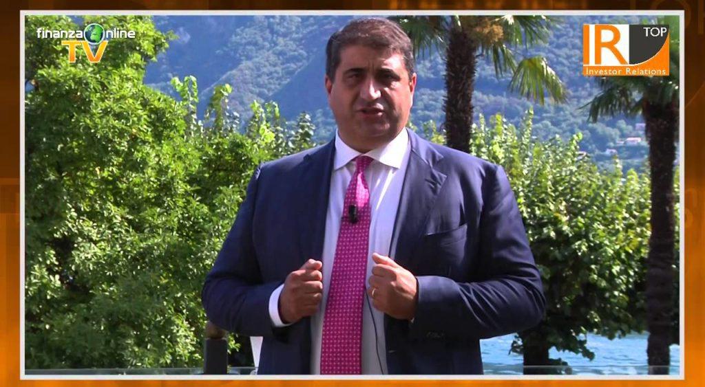 Antonio Tartaro amministratore delegato Ivs