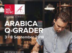 La locandina del corso Arabica Q-Grader