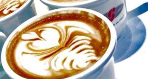 cappuccino artist