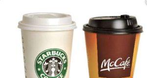 Accordo Starbucks Mccafé
