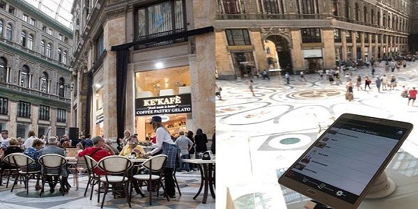 Kekaffè a Napoli