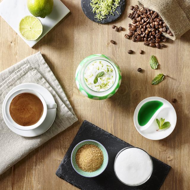 MojitoCafe gli Ingredienti