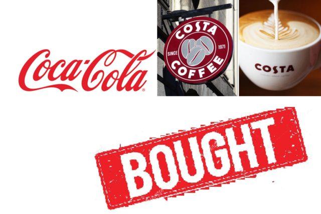 costa coffee Coca-cola