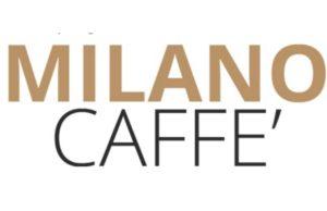 Il logo di MilanoCaffè l'evento al caffè di Comunicaffè in programma dal 1° al 3 ottobre 2018