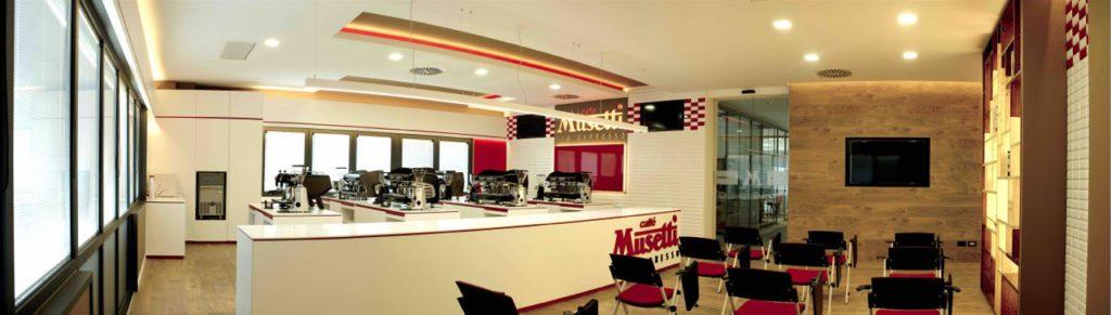 Academy caffè Musetti