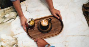Due delle specialità della Strabucks Reserve roastery di Starbucks a Milano