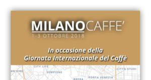 Locandina MilanoCaffè 2018
