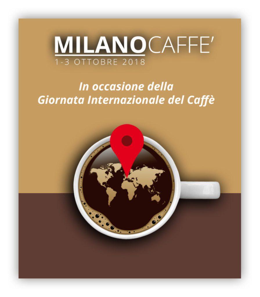 La locandina di MilanoCaffè 2018
