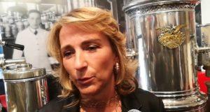 Alessadra Cagliari Amministratore delegato di caffè Cagliari