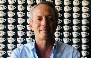 Antonio Quarta patron della Quarta caffè di Lecce