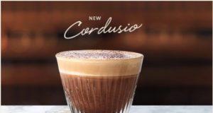 Ecco come si presenta la nuova bevanda Cordusio di Starbucks