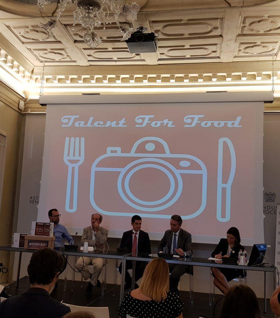 Hausbrandt per la cucina veneta, la conferenza stampa di presentazione