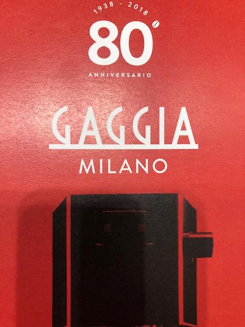 Gaggia Milano 80