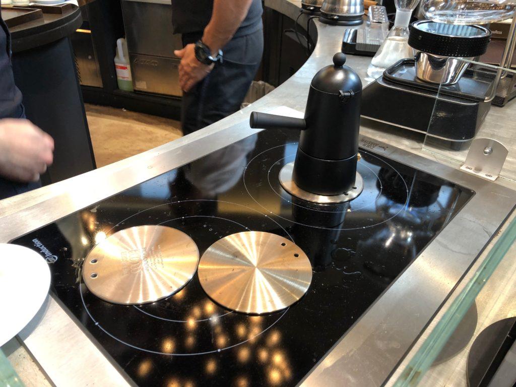 La nuova Lavazza Carmencita funziona anche sulla piastra ad induzione