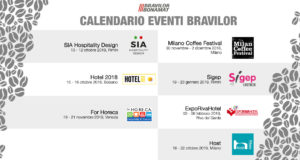 Calendario Fiere 18/19 Bravilor Bonamat