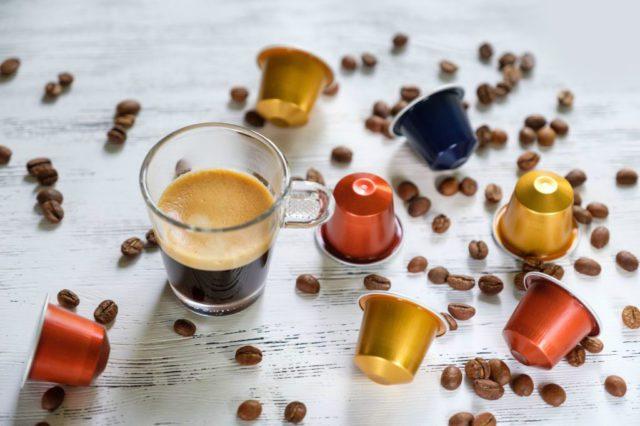 caffè in capsule vancheri