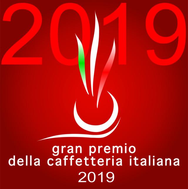 logo gran premio 2019 gran premio caffetteria sardegna Il logo dell'edizione 2019 della competizione targata Aicaf