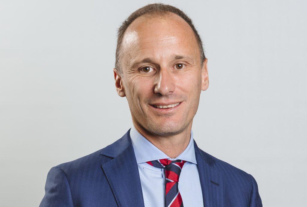 Il direttore marketing Perugina Federico Giorgio Marrano