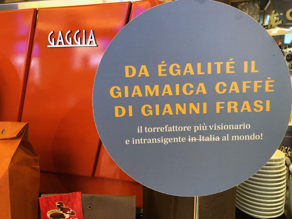Gianni Frasi per Gaggia