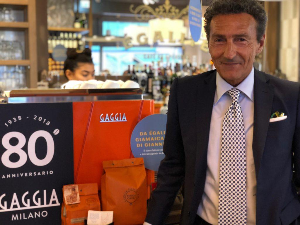 Andrea Zocchi amministratore delegato Evoca